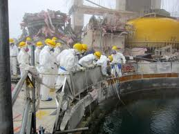 The Fukushima has been subject to a number of severe radioactive leaks this year