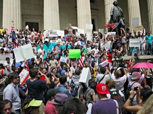 NSA protest2