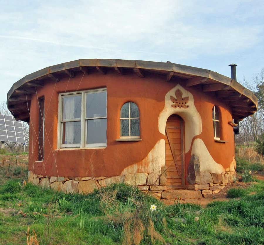 Cob houses are proving particularly popular among innovative homebuilders