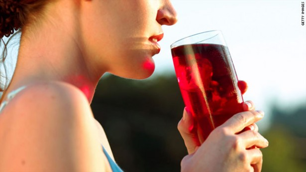 New study: Cranberry juice can combat urinary tract infections