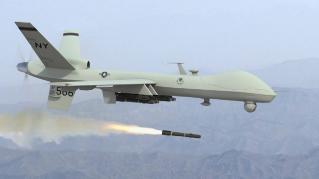 """UN leaders call for """"greater transparency"""" over drone strikes"""