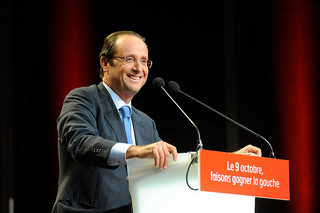 The year has been fraught with difficulties for Hollande