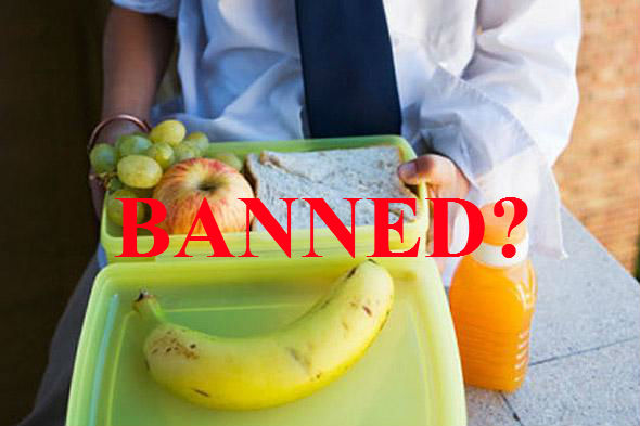 Parents banned from feeding their kids