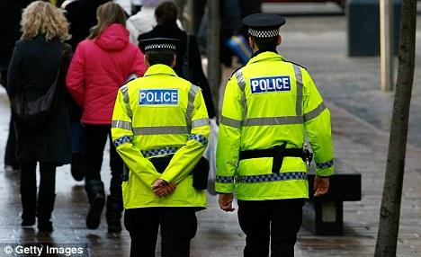 Police ignore nearly half of all crimes
