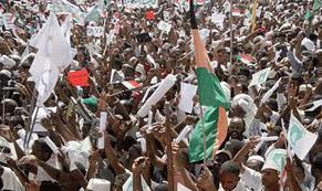 Sudan protests: a taste of things to come?