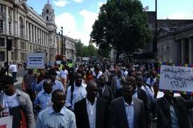 sudan protest