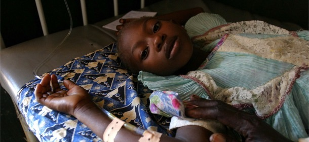 African children forced to accept unsafe vaccines