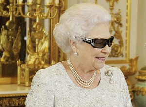 Queen of England in line for a pay rise