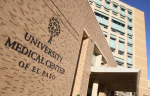 University Medical Center of El Paso where invasive search was carried out