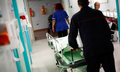 Majority of NHS 'has been privatised'