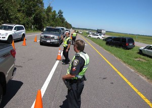 US checkpoints