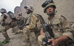 NATO announces end to combat missions in Afghanistan