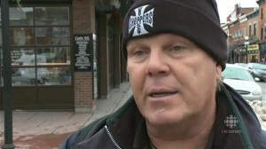 Peter Cassidy has turned his life around. Picture: CBC News