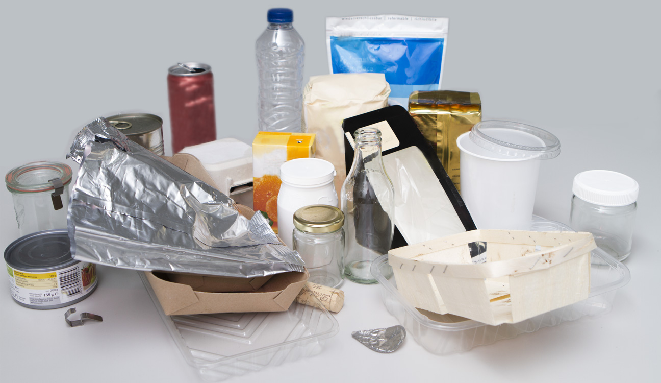 Food packaging has been found to contain toxic chemicals