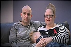 Couple saves baby from social workers