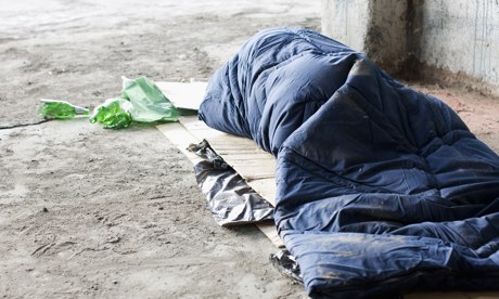 BLOG: Police wage war against the homeless: A vicious cycle?