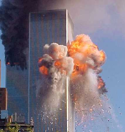 Rare footage of 9/11 resurfaces