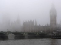 Smog has been reported in some areas of London