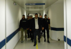 Golden Dawn hospital raid