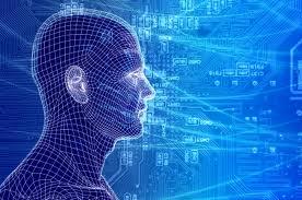 big data 4 computer generated man