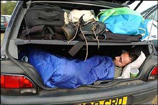 car sleep