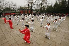 Qigong is practiced all over the world