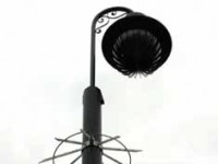 The secret spy lamp that captures conversations and LIVE TWEETS them