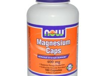 Magnesium is great for converting Vitamin D and Calcium into usable form within our bodies