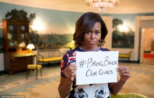 The abduction of the missing girls in Nigeria has given the US an excuse to use military intervention.