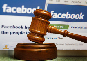Man convicted over Facebook like