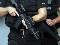 Why armed officers represent creeping fascism in the UK