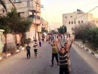 Exclusive: A day in the life: The story of one brave teenager living in Gaza