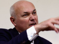 Ian Duncan Smith has unveiled plans to force terminally ill people to stock shelves