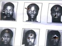 Cops use blacks for target practice