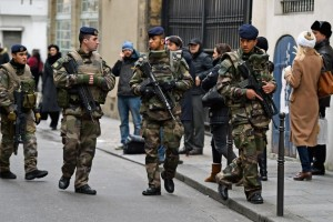 France Deploys 10,000 Troops To Boost Security After Attacks