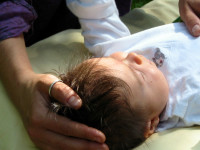 Sick children benefit from Reiki treatment at UK hospital