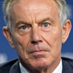 Brits resent Tony Blair's military invasion