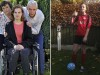 Zara Beattie was once a promising football player. She is now in a wheelchair, following a vaccination. Her parent's say the jab caused her illness.