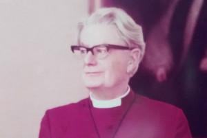 Bishop Hubert Victor Whitsey