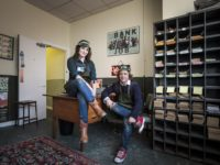 Hilary Powell and her partner Dan Edelstyn  started HSCB to help other Londoners get out of debt
