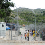 Refugee Camp Based In Samos Greece Is Pure Prison