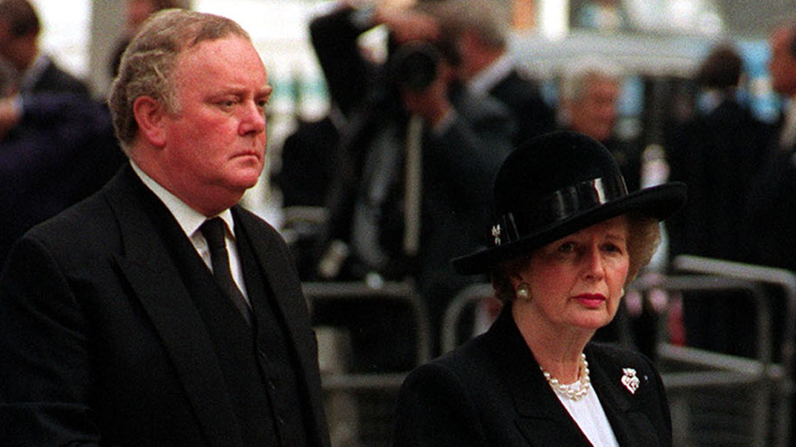 Maggie Thatcher protected Sir Peter Morrison