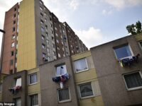 German Residents Forced to Stay Inside 2 Tower Blocks